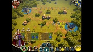 BatteLore Command iOS Gameplay Walkthrough