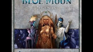 Bluemoon: Legends Review