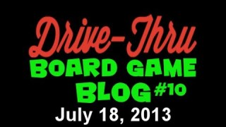 "Drive Thru Board Game Blog #10 – ""It Takes Two…"""