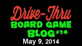 "Drive Thru Board Game Blog #26 – ""Games That Should and Games That Could Win Spiel des Jahres"""
