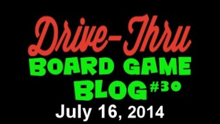 "Drive Thru Board Game Blog #30 – ""Top 10 Lunch Games"""