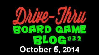 "Drive Thru Board Game Blog #32 – ""Rorschach's Blacklist"""