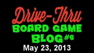 "Drive Thru Board Game Blog #6 – ""The One About Spiel de Jahres"""