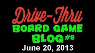 "Drive Thru Board Game Blog #8 – ""Drive Thru + Geek and Sundry…?"""