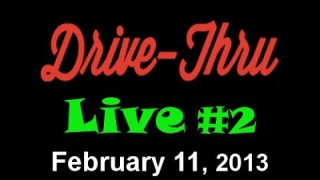 Drive Thru Live #2 – Interview with Richard Ham