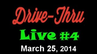 Drive Thru Live! #4 – Interview with Geof Gambill of The Long View Podcast