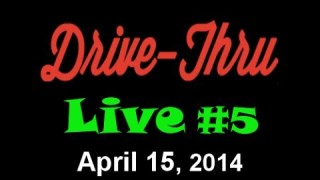 Drive Thru Live! #5 – Watch It Played Goes For A Drive!