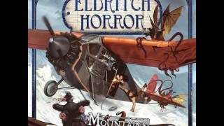 Eldritch Horror: Mountains of Madness Review