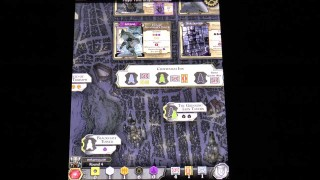 Lords of Waterdeep iOS Gameplay Walkthrough