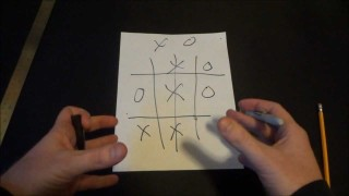 Tic-Tac-Toe Review