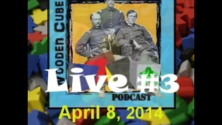 Wooden Cubes & Iron Soldiers Webcast #3