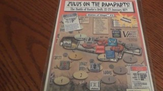 Zulus on the Ramparts Micro Review