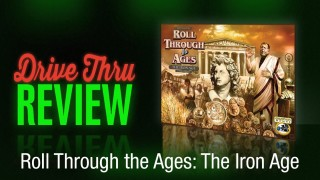 Roll Through the Ages: The Iron Age Review