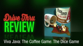 VivaJava: The Coffee Game: The Dice Game Review