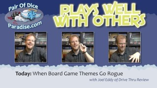 When Board Game Themes Go Rogue
