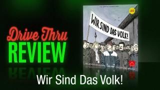 Wir Sind Das Volk! Review