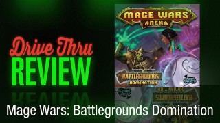 Drive Thru Mage Wars: Battlegrounds Domination