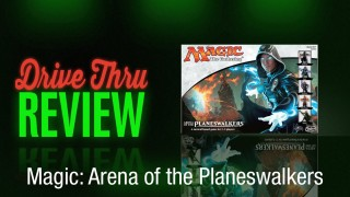 Drive Thru Magic: The Gathering Arena of The Planeswalkers