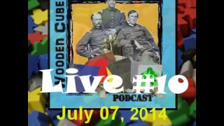 Wooden Cubes & Iron Soldiers Webcast #10 – Gen Con 2015 Top 10 Upcoming Games