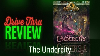 The Undercity: An Iron Kingdoms Adventure Board Game Review