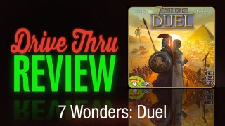 7 Wonders: Duel Review