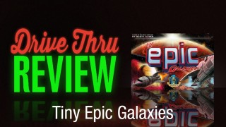 Tiny Epic Galaxies Review