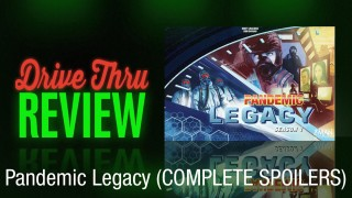 Pandemic Legacy Review (COMPLETE SPOILERS)