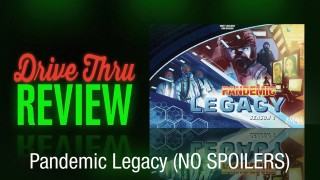 Pandemic Legacy Review (NO SPOILERS)