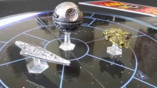 Risk: Star Wars Edition Micro Review: Black Series vs. Standard