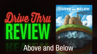 Above and Below Review