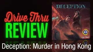 Deception: Murder in Hong Kong Review