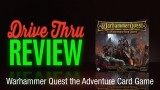 Warhammer Quest the Adventure Card Game Review