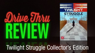 Twilight Struggle Collector's Edition Micro Review