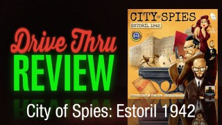 City of Spies: Estoril 1942 Review