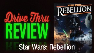 Star Wars: Rebellion Review