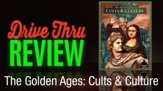 The Golden Ages: Cults & Culture Review