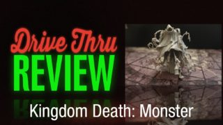 Kingdom Death: Monster Review
