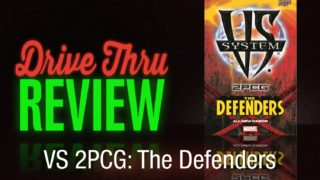 VS 2PCG: The Defenders Review