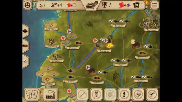 Brass iOS Gameplay Walkthrough
