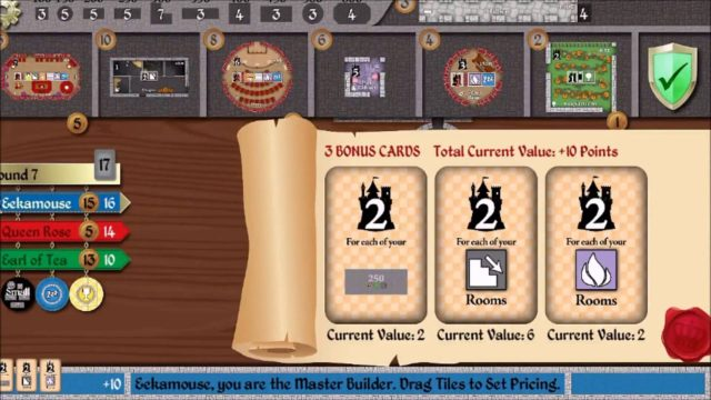 Castles of Mad King Ludwig iOS Gameplay Walkthrough