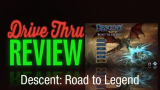 Descent: Road to Legend Review