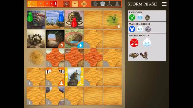Forbidden Desert iOS Gameplay Walkthrough