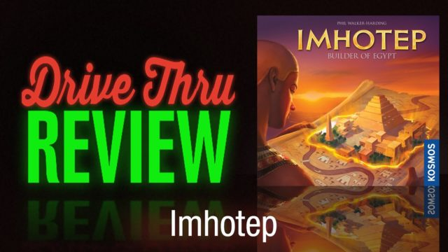 Imhotep Review