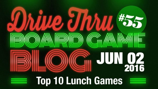 Top 10 Lunch Games