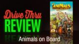 Animals on Board Review
