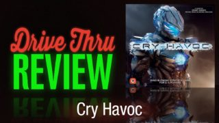 Cry Havoc Review