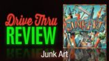 Junk Art Review