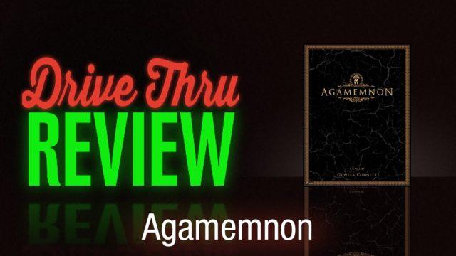 Agamemnon Review