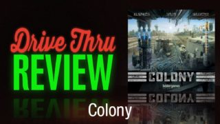 Colony Review
