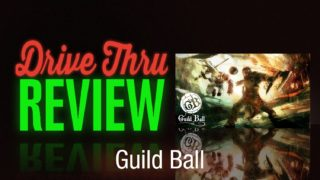 Guild Ball Review